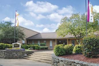 Leasing Office, Highland Meadows, 1
