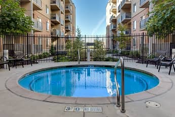 Pool, Elevate on 5th Apartments!, 1