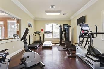 Fitness Weight Room, Garden Heights, 1