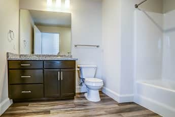 Bathroom, The Bell Lofts, 2