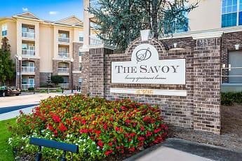 Community Signage, The Savoy, 0