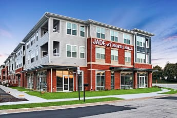 Building, Jade at North Hills, 0