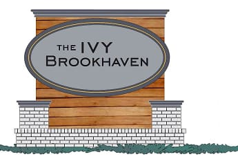 Community Signage, The Ivy Brookhaven, 0