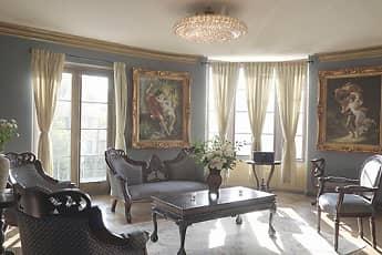 Living Room, Los Altos, 1