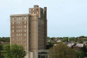 Building, The William Byrd Senior Apartments, 0