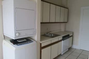 Kitchen, Heights Apartments on Overlook, 0