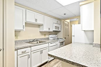 Kitchen, Parkwood Apartments, 0