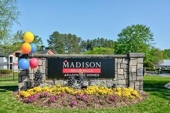 Community Signage, Madison Druid Hills, 2