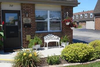 Community Signage, Mill Creek Apartments, 0