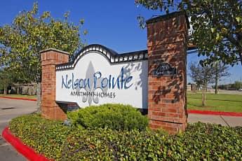 Community Signage, Nelson Pointe, 1
