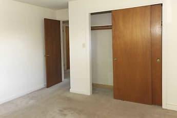 Bedroom, Charlesbank Garden Apartments, 2