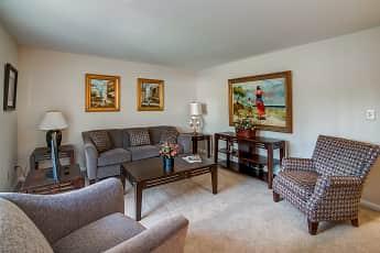 Living Room, Crystal Pointe, 1