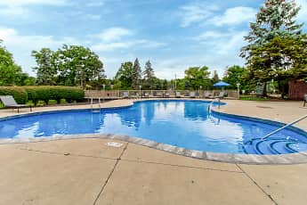 Pool, Southfield Apartments, 0