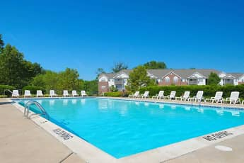Pool, Valley Stream Village Townhomes, 1