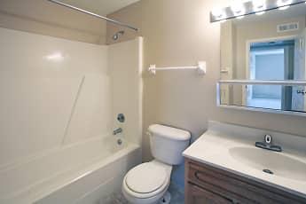 Bathroom, Crown Ridge, 2