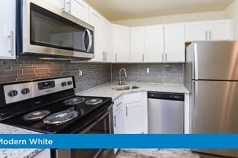 Kitchen, The Fairways Apartment Homes, 0
