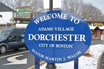 Community Signage, Adams Village, 0