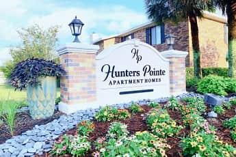 Community Signage, Hunters Pointe, 0