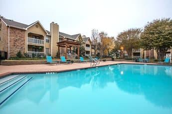 Pool, Estrada Oaks, 0