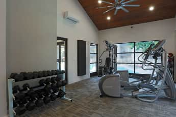 Fitness Weight Room, The Silverado, 0