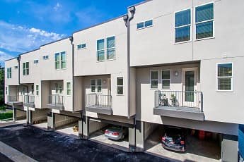 Building, Aero Luxury Townhomes, 2