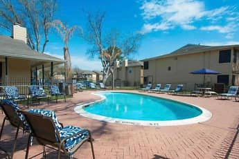 Pool, Cantera Apartments, 2