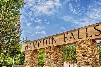 Community Signage, Hampton Falls, 0
