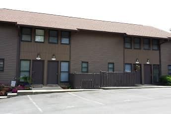 Building, Poplar Ridge, 2