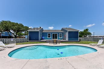 Pool, Bay Shore Apartments, 0