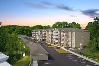 Building, Glenmont Abbey Village - 55+ Living, 2