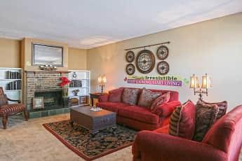 Living Room, Highland Hills, 1