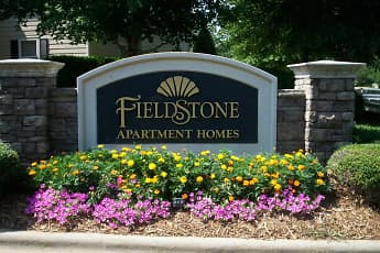 Community Signage, Fieldstone Apartment Homes, 2