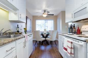 Kitchen, Whitman Green, 1