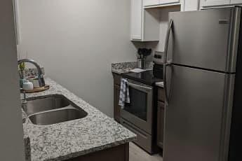 Kitchen, Grandview Apartment Homes, 0