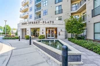 Building, Pine Street Flats, 1