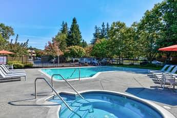 Pool, Spring Club Apartments, 0