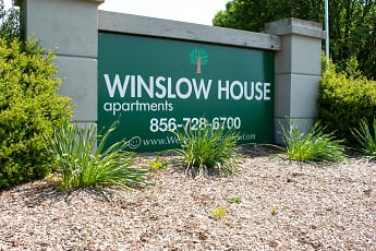 Community Signage, Winslow House Apartments, 0