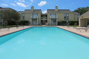 Pool, Pecan Acres Apartments, 0