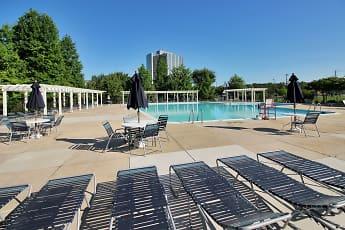 Pool, The Hanover, 2