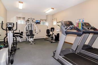 Fitness Weight Room, Pine Tree Garden, 2