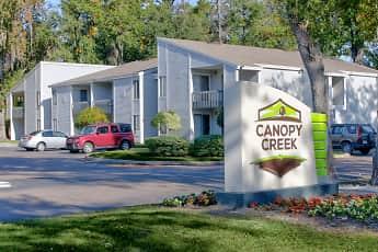 Community Signage, Canopy Creek, 0