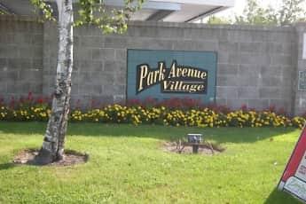 Community Signage, Park Avenue Village, 2
