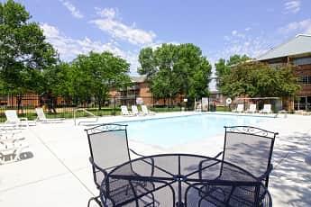 Pool, Embassy Park, 1