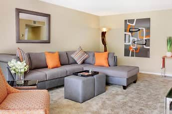 Living Room, Oliver House, 1