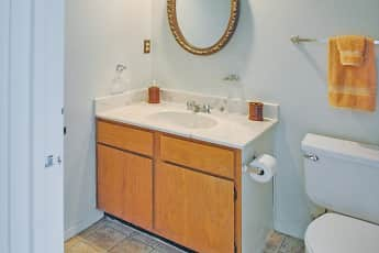 Bathroom, Independence Ridge, 2
