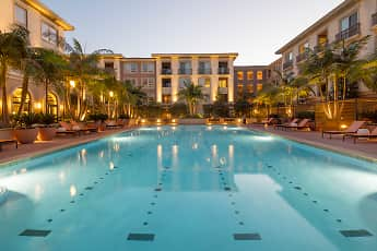 Pool, Villas at Playa Vista - Malibu, 1