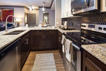 Kitchen, Cortland Lake Lotus, 1