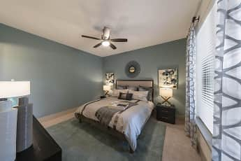 Bedroom, Cedar at The Branch, 0
