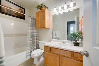 Bathroom, Bluffs At Vista Ridge, 2