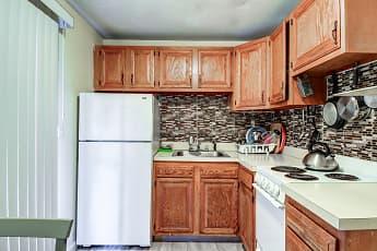 Kitchen, Parker Street Apartments, 0